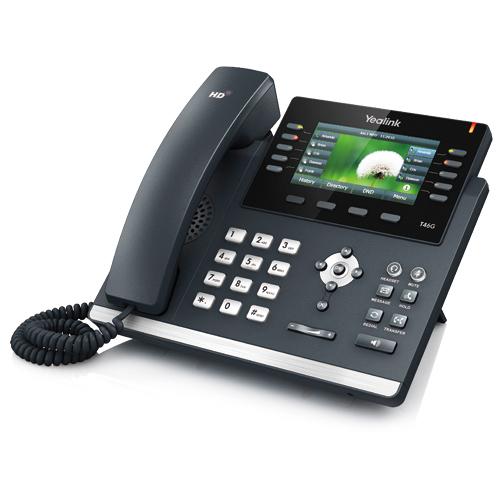 Yealink T4 Series Desktop Phones