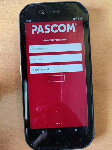 pascomScreen