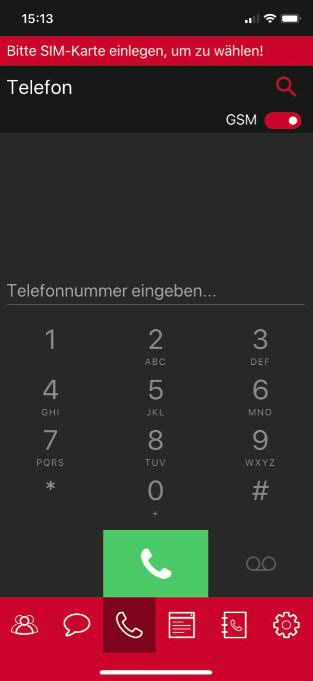 Iphone Xsxr Esim Und Pascom Client Support Pascom Forum